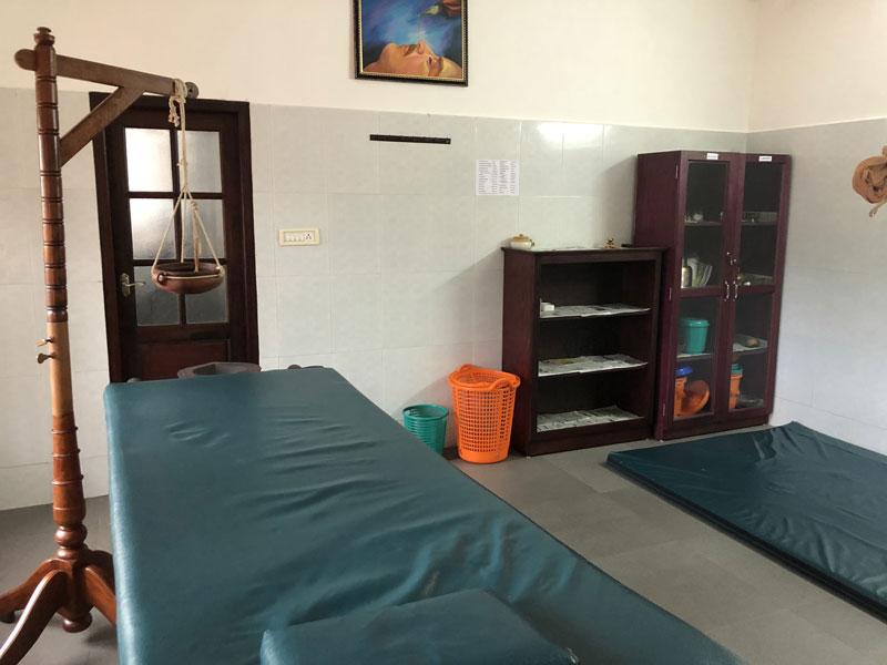 Аюрведическая клиника Rajah Beach
