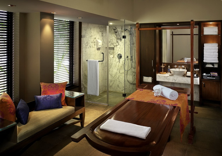 Leela Kovalam - treatment rooms